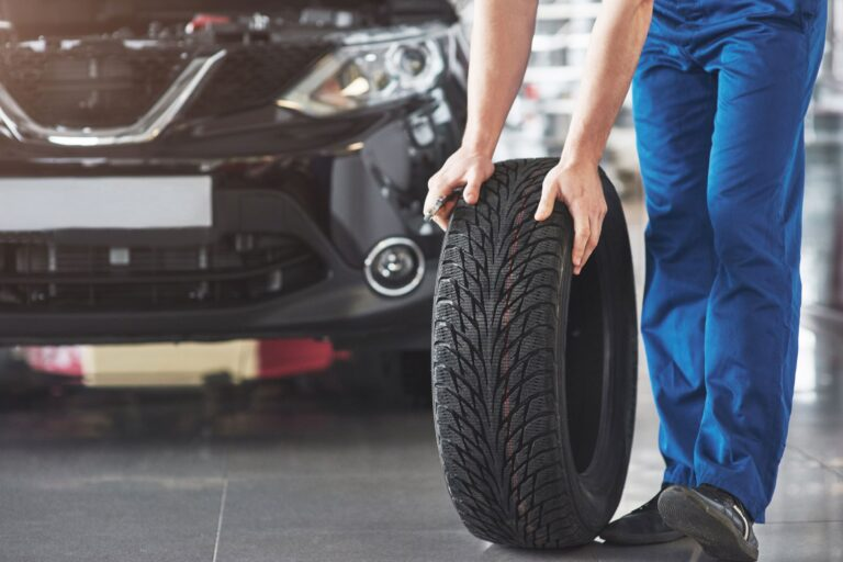 Fitting tires
